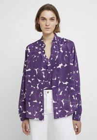 Hope - TWICE - Skjorte - purple sweep print - 5