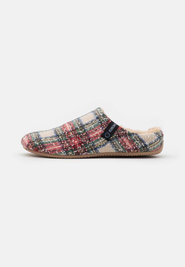 Pantoffels - blanco
