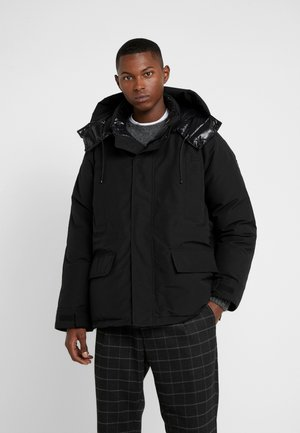 JUDOC - Down jacket - nero