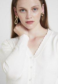 Molly Bracken - LADIES CARDIGAN - Cardigan - offwhite - 4