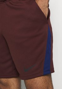 Nike Performance - TRAIN - Pantalón corto de deporte - mystic dates/blue void/black - 4