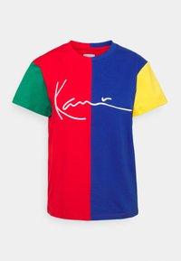 Karl Kani - SIGNATURE BLOCK TEE - Print T-shirt - multicolor - 6