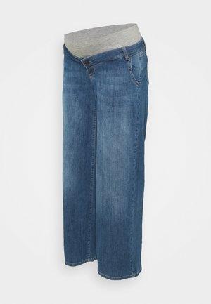 MLORLANDO WIDE JEANS - Straight leg jeans - light blue denim