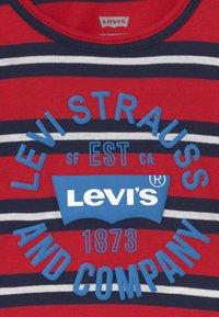 Levi's® - STRIPED - Maglietta a manica lunga - red - 2