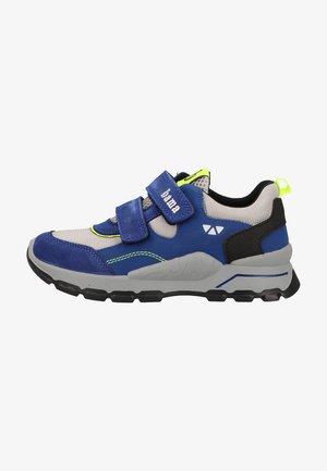 Touch-strap shoes - mittelblau
