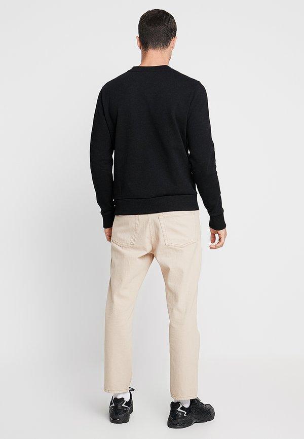 Calvin Klein Bluza - black/czarny Odzież Męska QQCP
