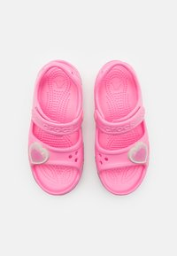 Crocs - FUN RAINBOW - Pool slides - pink lemonade - 3