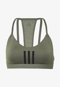 adidas Performance - BRA - Sports bra - green - 4
