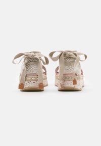Wonders Green - Platform sandals - tonga pink - 3