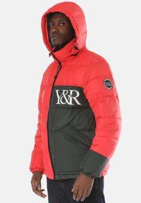 Young and Reckless - Winter jacket - red - 3