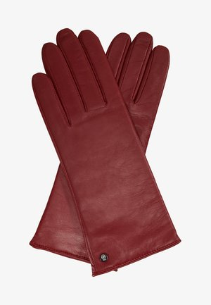 CLASSIC - Gloves - red/black