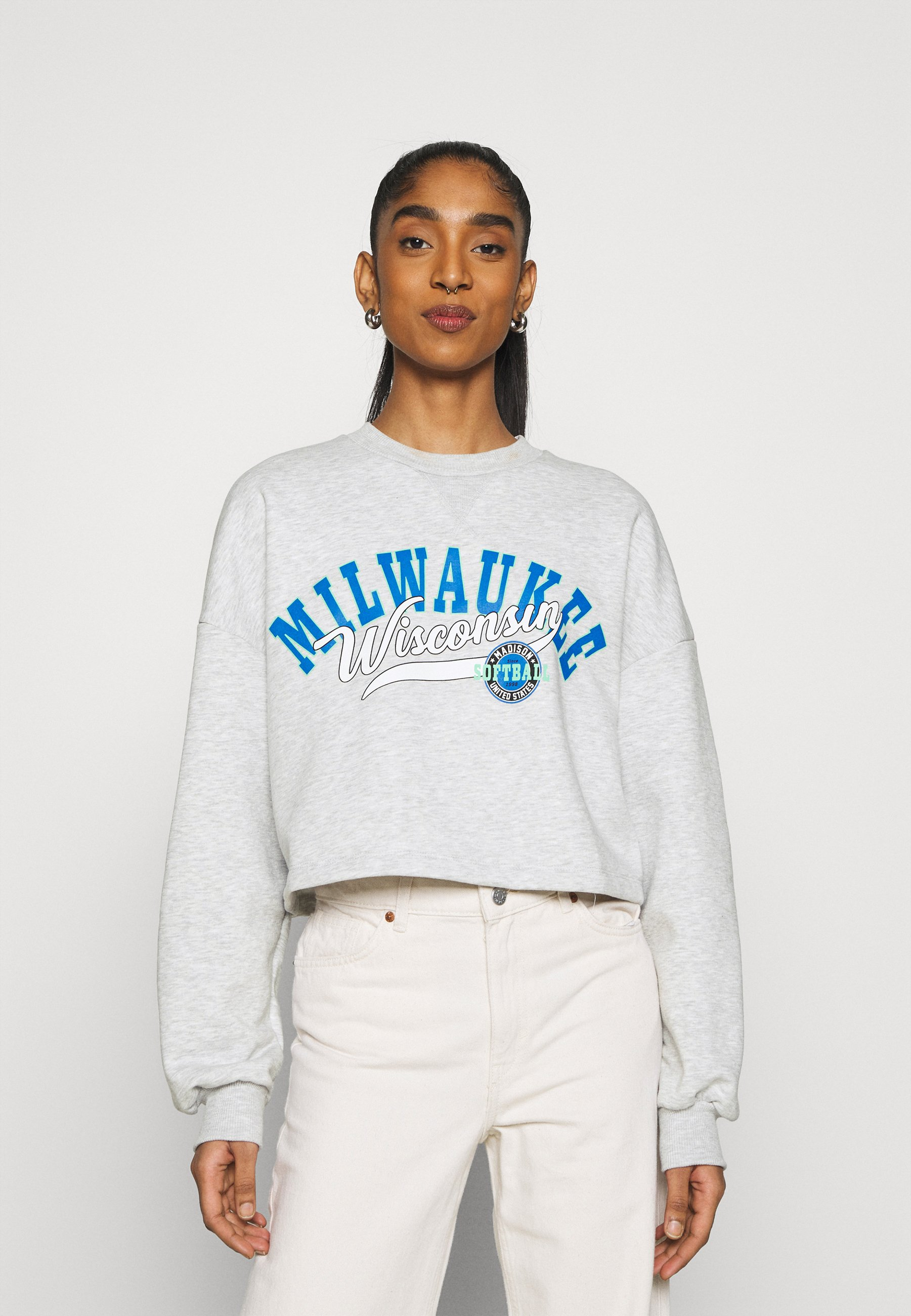 Women MAYA CROPPED - Sweatshirt