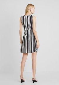 Anna Field - Shift dress - white/black - 2