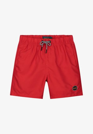 Swimming shorts - oxy fire red