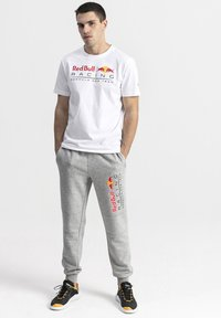 Puma - RED BULL RACING - T-shirt con stampa - white - 1