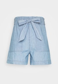 Vero Moda - VMEMILY POCKET - Szorty - light blue denim - 3