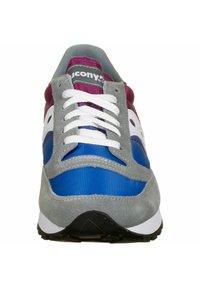 Saucony - SCHUHE JAZZ - Baskets basses - gray/blue/pink - 5
