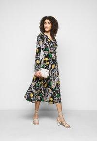 Diane von Furstenberg - TILLY DRESS - Day dress - black - 1