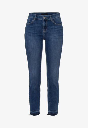 Jeans Skinny Fit - sky blue stone wash