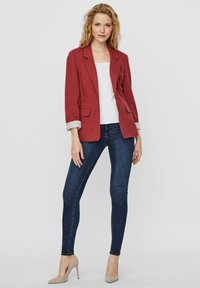 Vero Moda - Blazer - brick red - 1