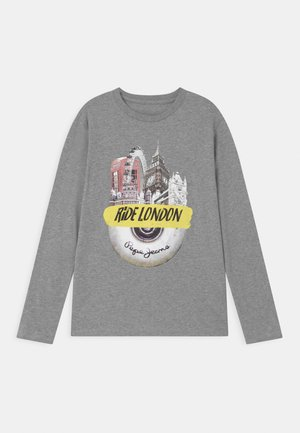 TONY - Langarmshirt - grey