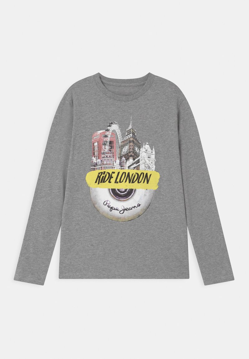 Pepe Jeans - TONY - Long sleeved top - grey
