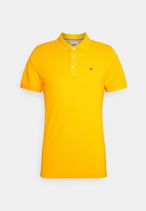 ORIGINAL FINE SLIM FIT - Koszulka polo - orange