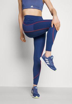 RUSH LEGGING - Legging - blue