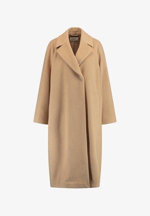 KASCHMIR - Classic coat - camel