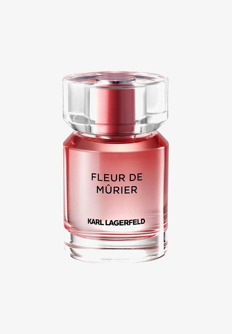 Karl Lagerfeld Fragrances - FLEUR DE MURIER EDP 50ML - Perfumy - -