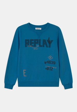 Sweater - blue