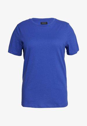 Basic T-shirt - clematis blue
