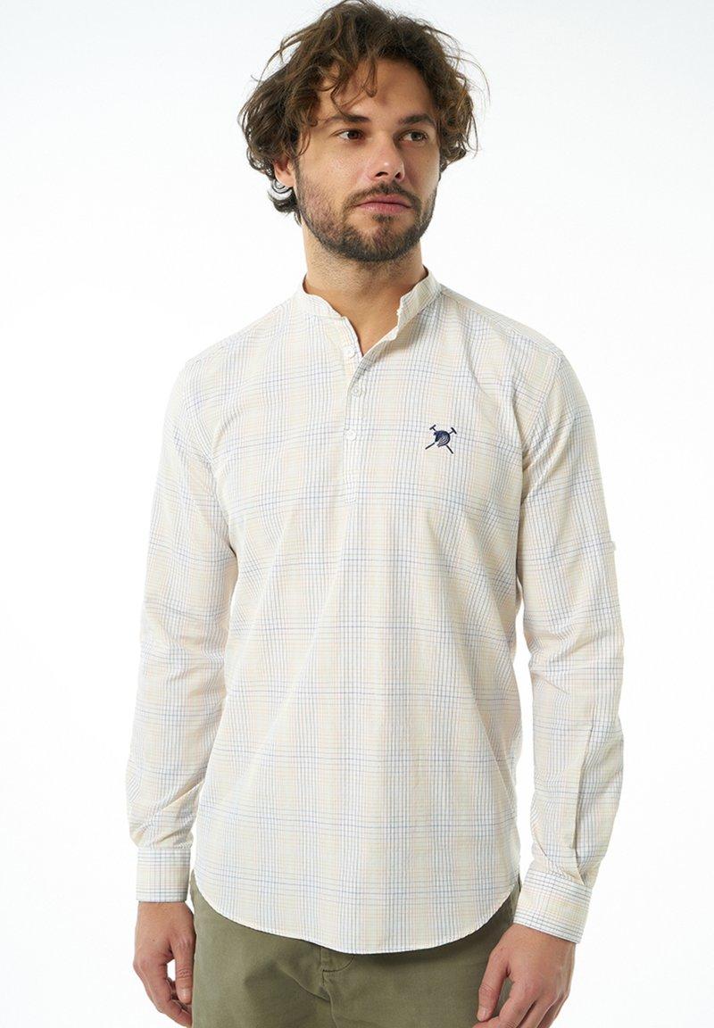 Auden Cavill - Formal shirt - hellgelb