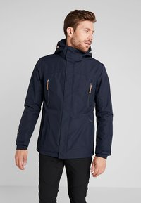Icepeak - TOM - Outdoorjacka - dark blue - 0