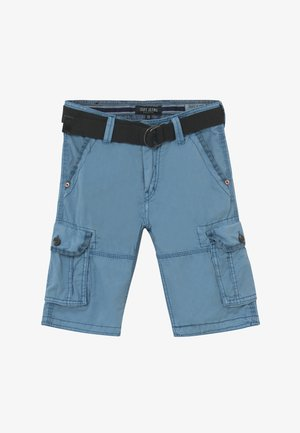 KIDS DURRAS - Cargobroek - grey blue