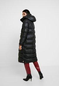 Hunter ORIGINAL - WOMENS ORIGINAL PUFFER COAT - Winter coat - black - 3
