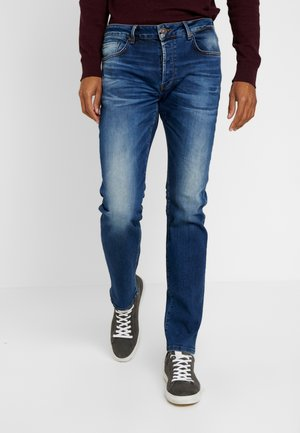HOLLYWOOD - Straight leg jeans - smokey undamaged