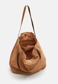 Anna Field - LEATHER - Tote bag - tan - 2