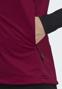 adidas Performance - AGRAVIC XC WINTER X-COUNTRY SKIING VEST - Waistcoat - burgundy - 6