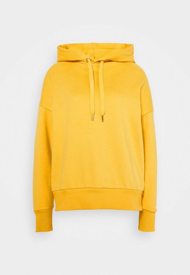 FELPA HOODIE - Bluza - golden yellow