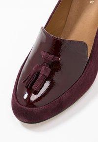mint&berry - Classic heels - dark red - 2