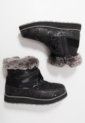 TOMERA  - Winter boots - black
