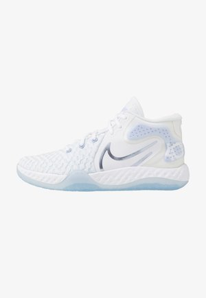 KD TREY 5 VIII  - Basketbalschoenen - white/royal tint