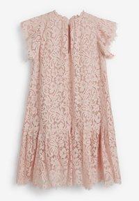Next - Day dress - pink - 5