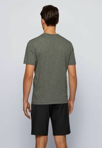 BOSS - TEE  - Print T-shirt - grey - 2