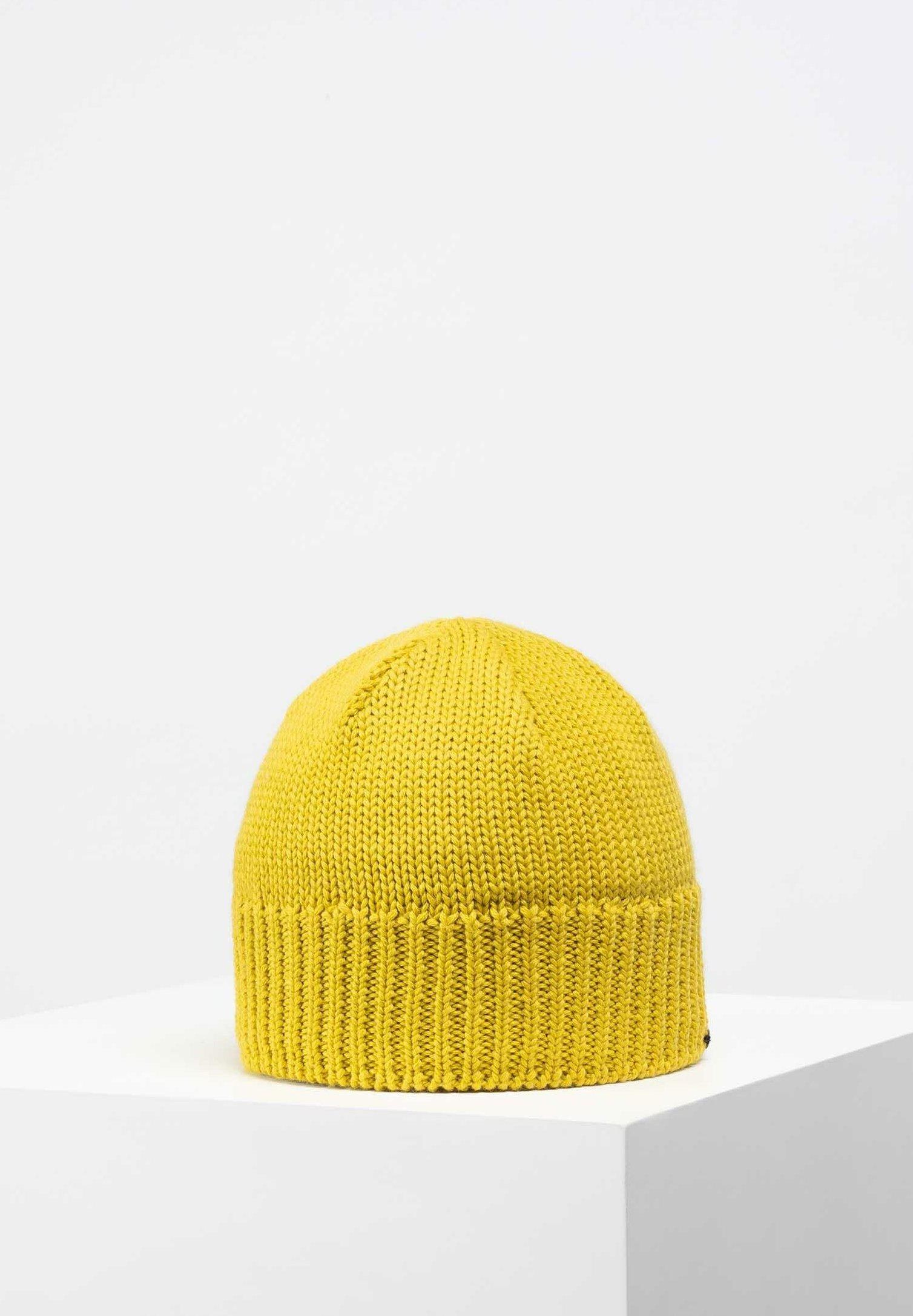 Giesswein Gösleswand - Mütze Sulfur/gelb