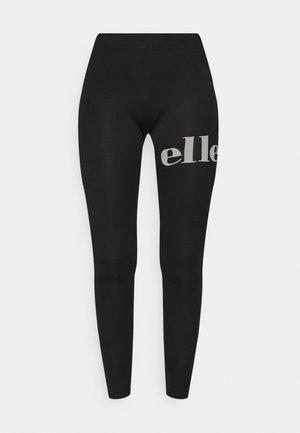 PEMADULA - Leggings - Trousers - black