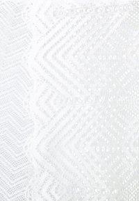 Lonely - MISHA HIGH WAIST BRIEF - Slip - white - 2