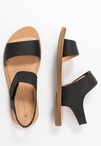 El Naturalista - TULIP - Sandals - black - 3