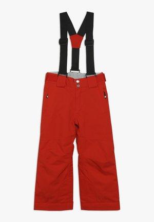 OUTMOVE PANT - Zimní kalhoty - fiery red